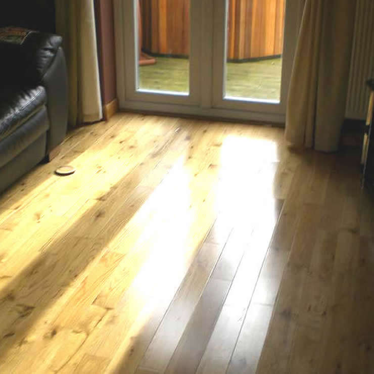 Local Wood Floor Fitter in Herts